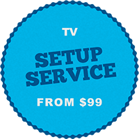 Melbourne TV Setup Services installations cost price