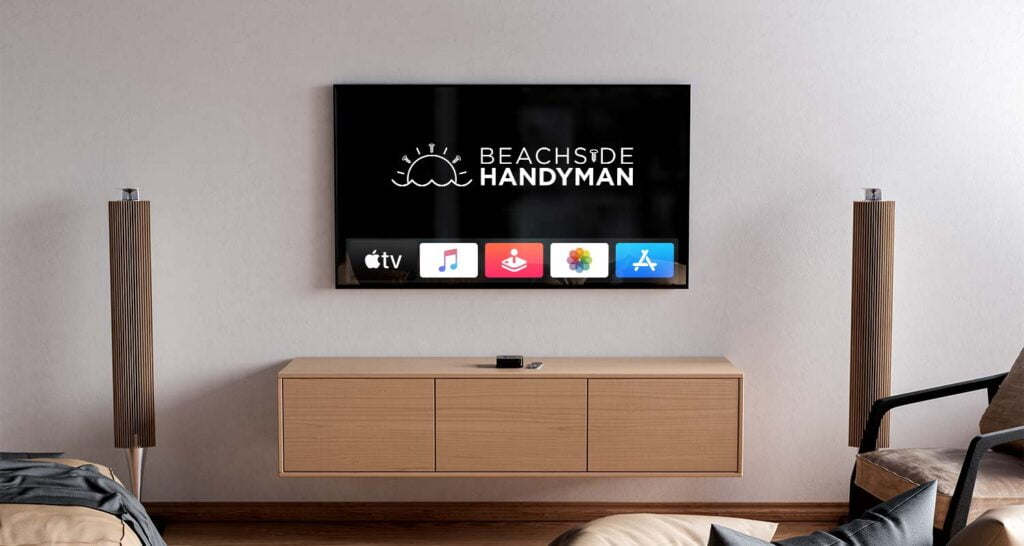 Melbourne tv wall mounting installation service